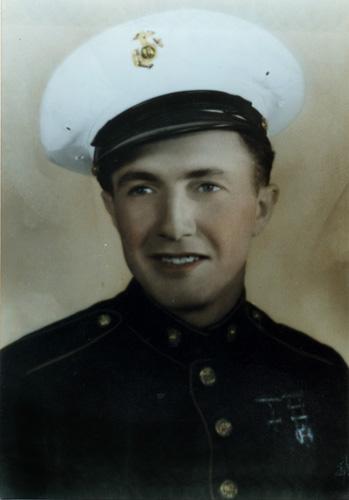 Sergeant George Sandona.