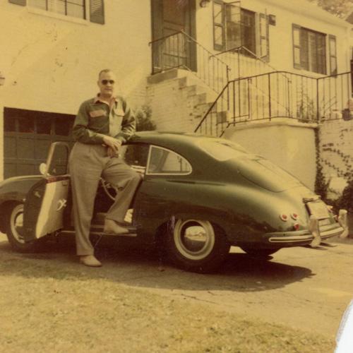 Jeff's first Porsche.